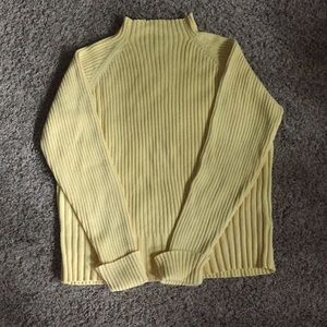 Yellow Studio Works Sweater